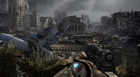Metro Last Light: Welcome to Moscow