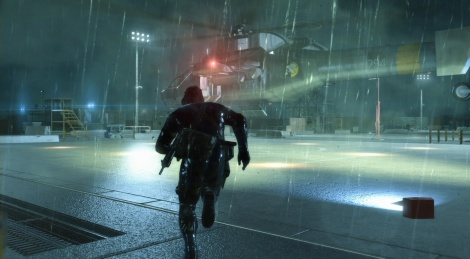 MGSV Ground Zeroes coming in Spring
