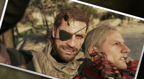 MGSV: Metal Gear Online trailer
