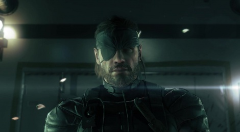 MGSV: The Phantom Pain launch trailer