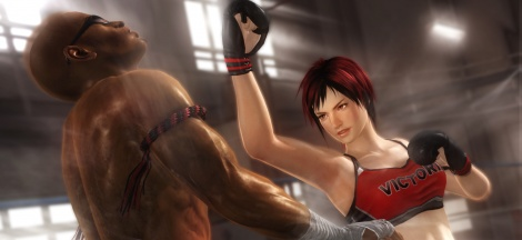 Mila joins Dead or Alive 5