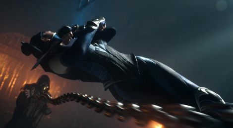 MK11 reveals Kollector and Kitana - Gamersyde