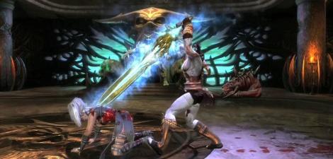 MK: Kratos Gameplay and new screens - Gamersyde