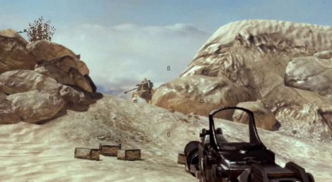 Modern Warfare 2: CTF Video