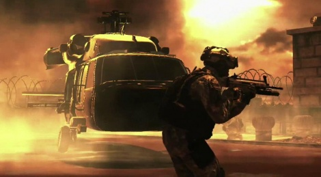 Modern Warfare 2 launch trailer