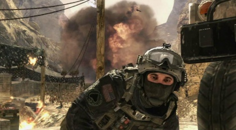Modern Warfare 2 trailer