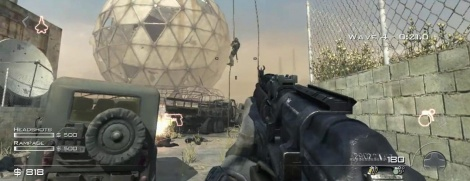 Modern Warfare 3: Spec Ops trailer