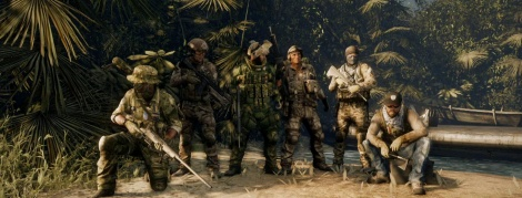 MoH Warfighter: Multiplayer details
