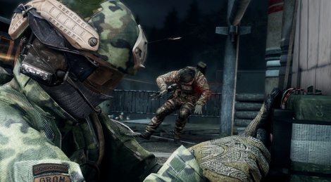 MoH Warfighter unveils its beta