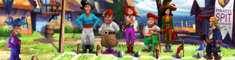 Monkey Island 2 : new images