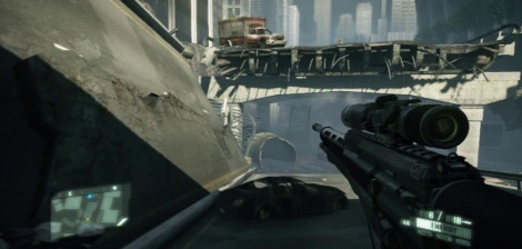 More gameplay of Crysis 2