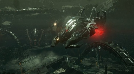 More images of Crysis 2