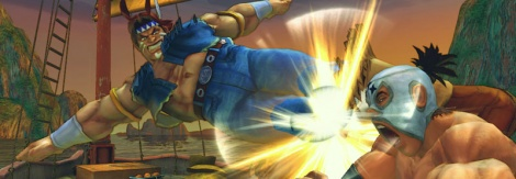 More images of Super Street Fighter IV