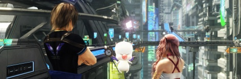 More screens of Final Fantasy XIII-2