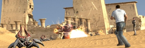 More Screens of Serious Sam 3: BFE