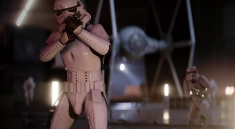 More videos of SW Battlefront II
