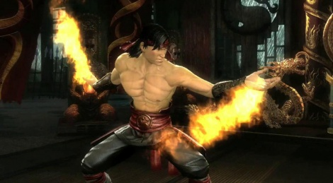 Mortal Kombat: More Liu Kang