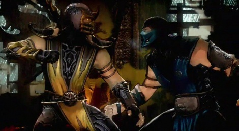 are sub zero and scorpion brothers. Mortal Kombat : Scorpion