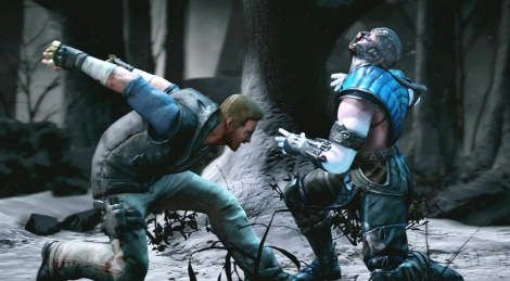 Mortal Kombat X: Cage Family Trailer