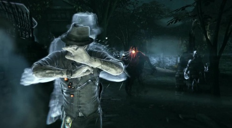 Murdered: Soul Suspect 101 trailer