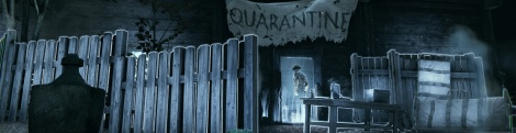 Murdered: Soul Suspect screens