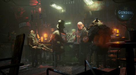 Mutant Year Zero: 35 min. of Gameplay