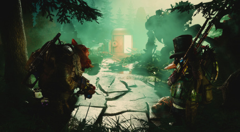 Mutant Year Zero explique son combat tactique