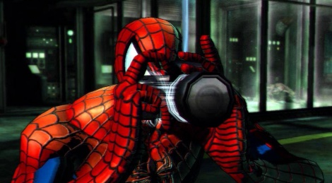 MvC3: Wesker and Spiderman