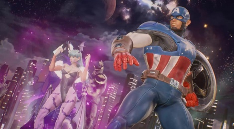 MvC Infinite: Gameplay Trailer