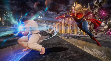 MvC: Infinite shares more details, date