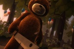 Naughty Bear: New trailer