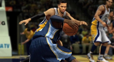 NBA 2K13 new video