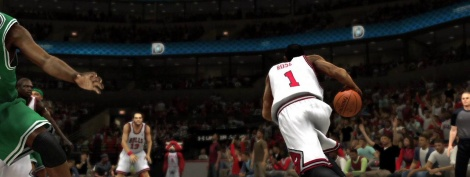 NBA 2K13 s'illustre en mouvement