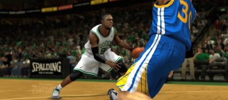 NBA 2K13 talks animations