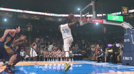 NBA 2K14 new impressive video