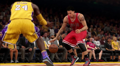 NBA 2K15 Gameplay trailer