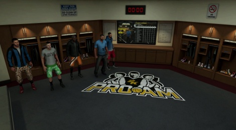 NBA 2K16 introduces Pro-Am