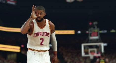 NBA 2K17: Friction Trailer