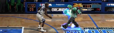 NBA Jam : Characters from SSX