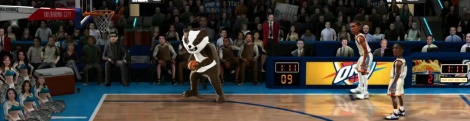 NBA Jam On Fire: The Honey Badgers