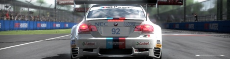 Need for Speed: Shift: BMW M3 GT2