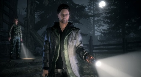 New Alan Wake screenshots