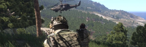 New Arma 3 Screenshots