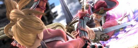 New assets of Soul Calibur V