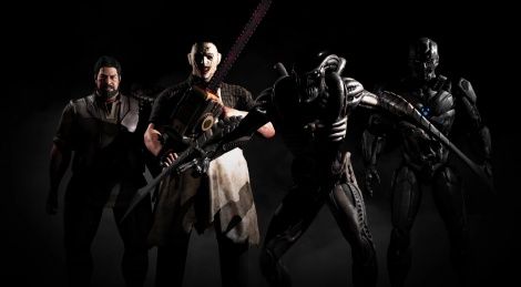 New characters revealed for MKX