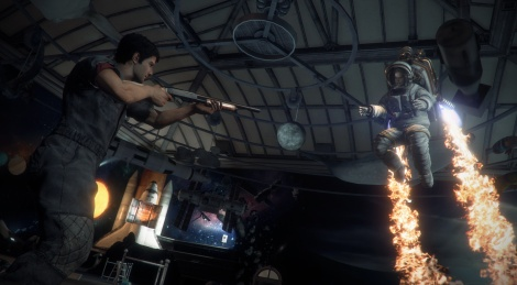 New Dead Rising 3 screens