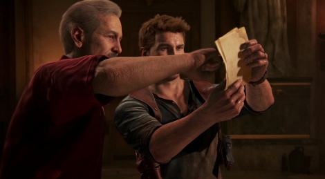 New dev diary of Uncharted 4