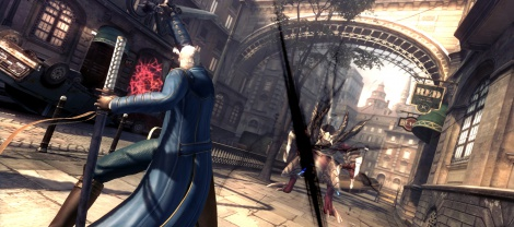 New DMC4 Special Edition screens