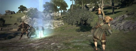 New Dragon's Dogma Screens