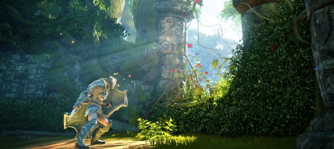 New Fable Legends screens